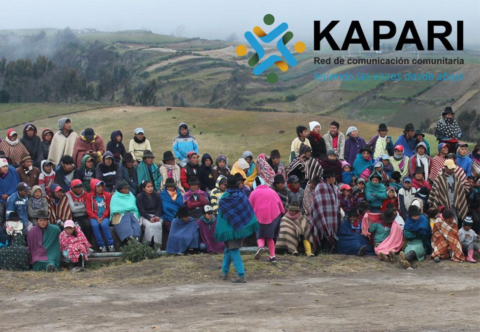 Bienvenidos a la Red KapariComunicación