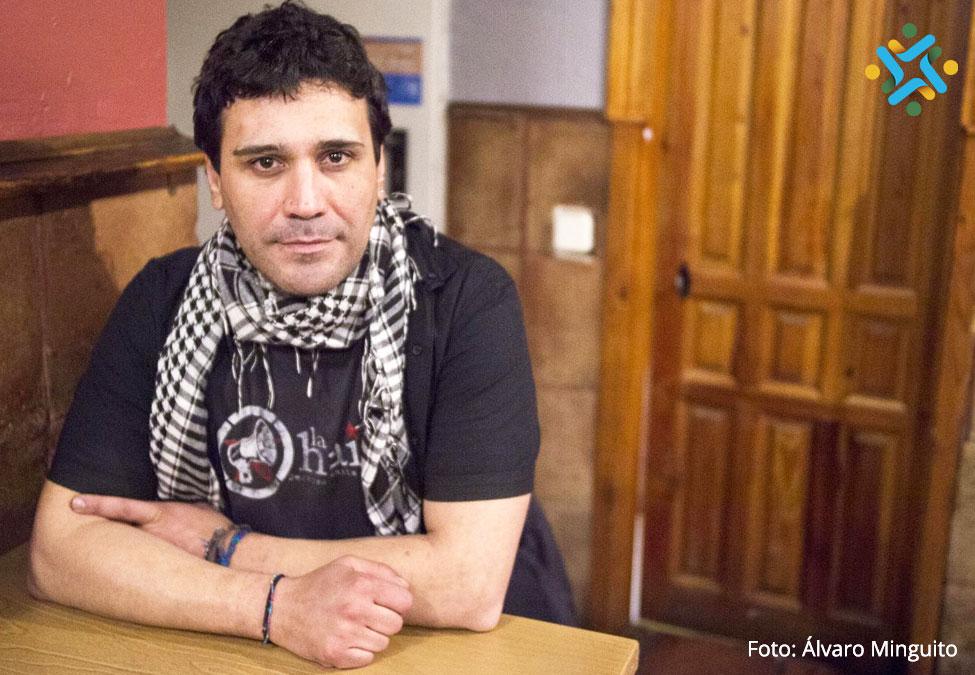 """""""La libertad de expresión en el Estado español ha sido derogada de facto, noexiste"""""""