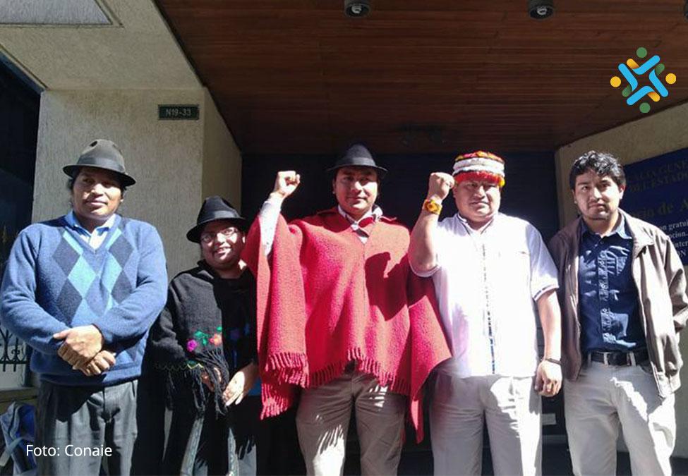 Criminalización de la Justicia Indígena en Ecuador. Caso ChinaloAlto