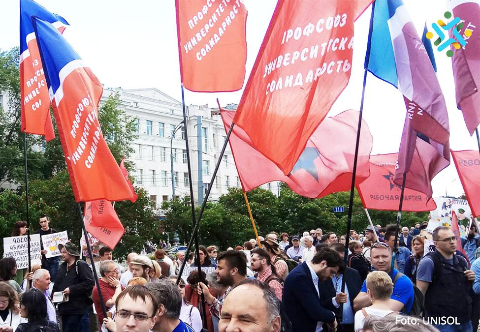 Sindicalismo-Ruso