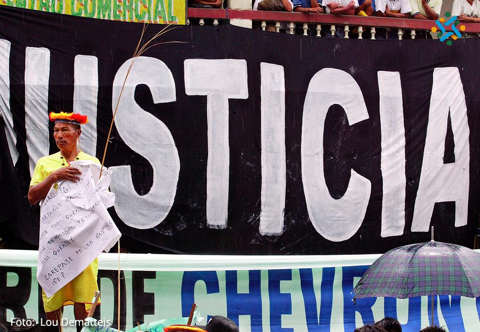Chevron: el monstruo que aplasta y devasta en nombre de lacivilización