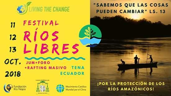 CONFENIAE participa en Festival Ríos Libres en elTena