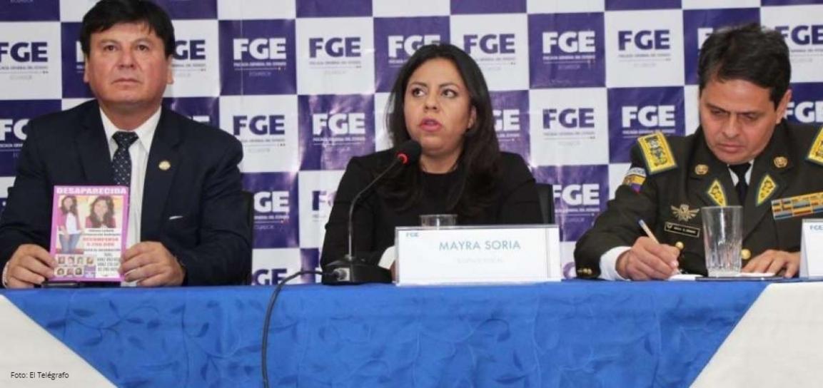 Sospechoso por la desaparición de Juliana Campoverde se acoge al derecho desilencio