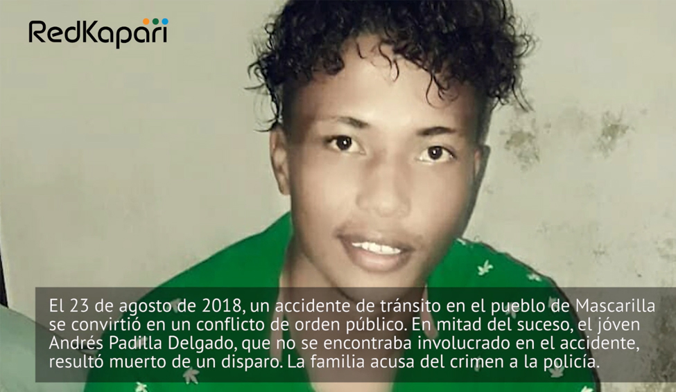 A fondo: Iván Campaña, abogado de la familia de AndrésPadilla