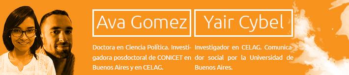 Ava Gomez y Yair Cybel