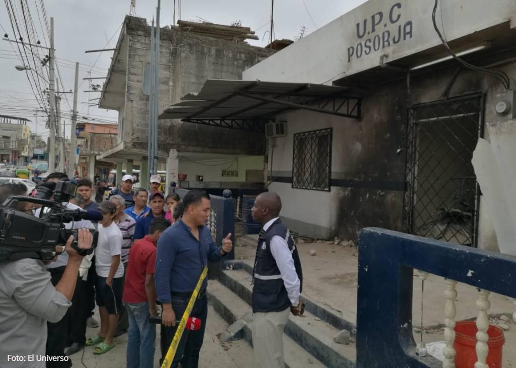 Tres personas fueron linchadas en Posorja porciudadanos