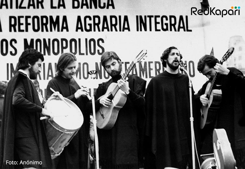La canción traicionada: pasado y presente del himno del pueblo(I)