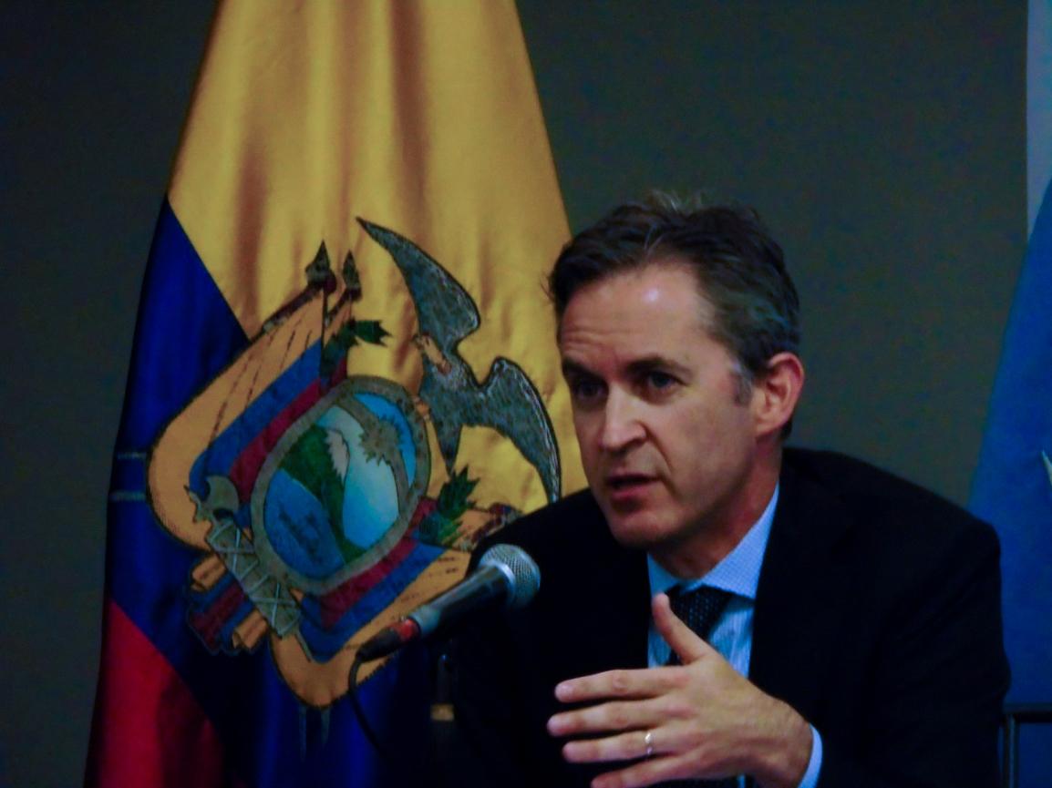 Relator de la ONU para la libertad de expresión ofreció informe sobre su visita alEcuador