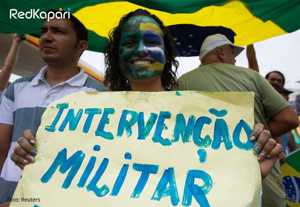 La extrema derecha irrumpe en las elecciones deBrasil