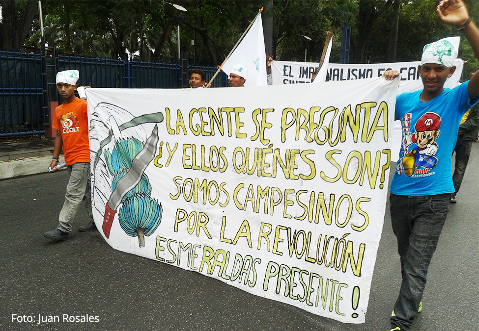 Esmeraldas: subproletariado, despojo yviolencia