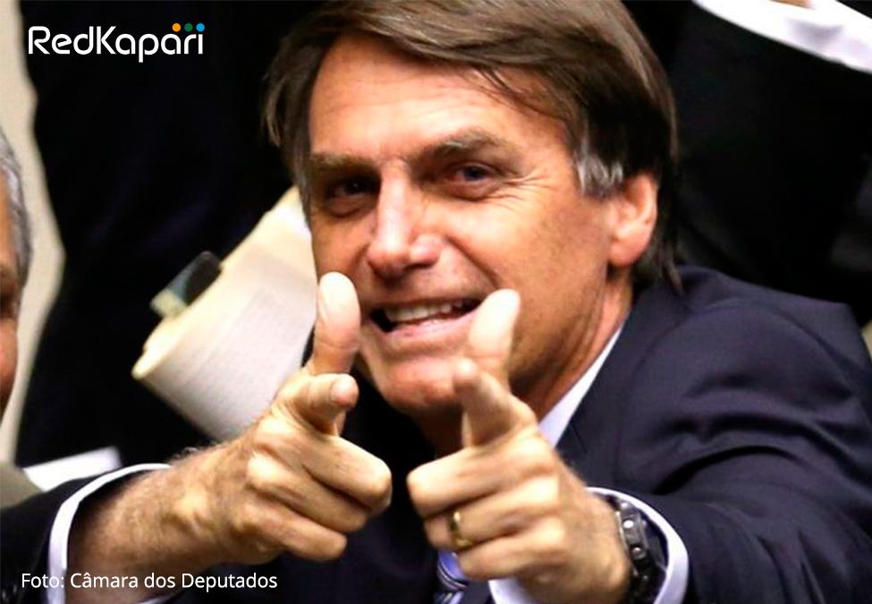 Lo nuevo más viejo del mundo: el gobierno de Jair Bolsonaro enBrasil