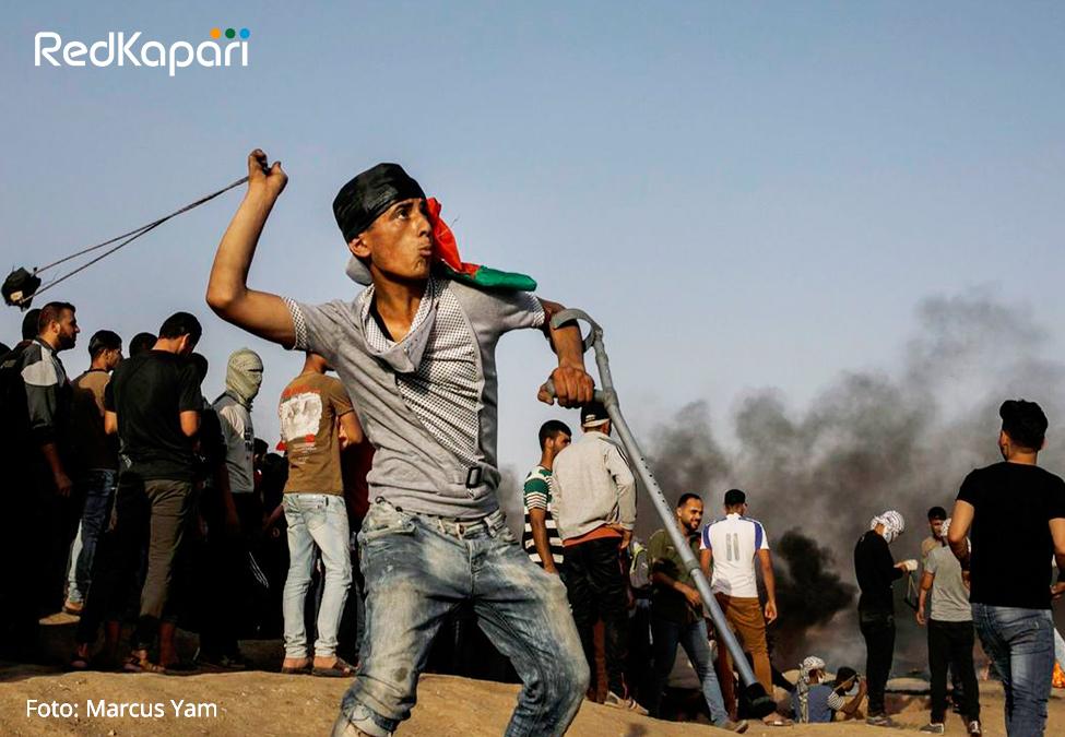¿Por qué nos castigan? La situación en la Franja de Gaza,Palestina