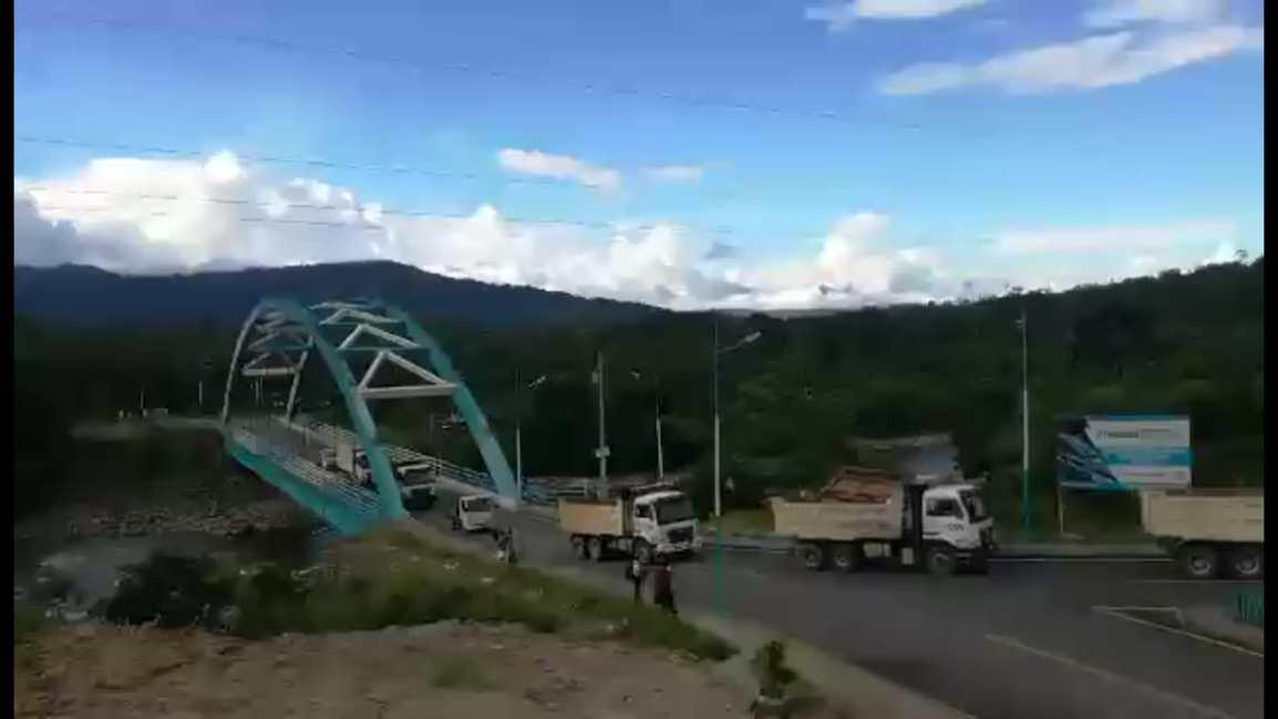 El pueblo de Santa Clara- Pastaza, expulsa a la  hidroeléctrica GENEFRAN de su territorio tras largos días delucha