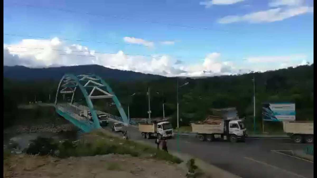 El pueblo de Santa Clara- Pastaza, expulsa a la  hidroeléctrica GENEFRAN de su territorio tras largos días de lucha