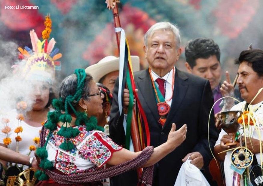 López Obrador se posesiona como nuevo presidente deMéxico