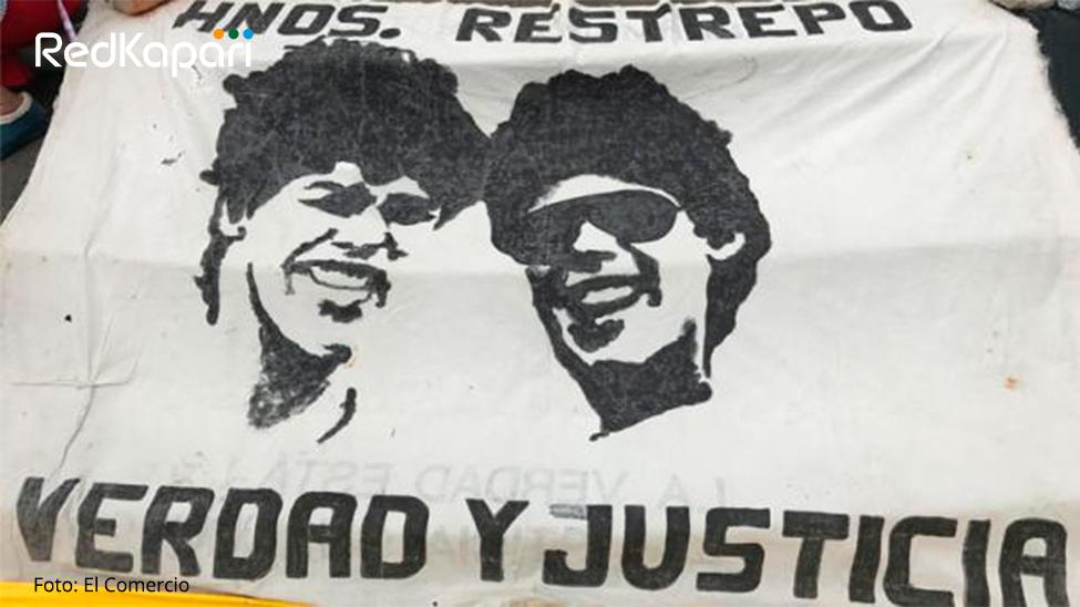 RESTREPO-RED KAPARI