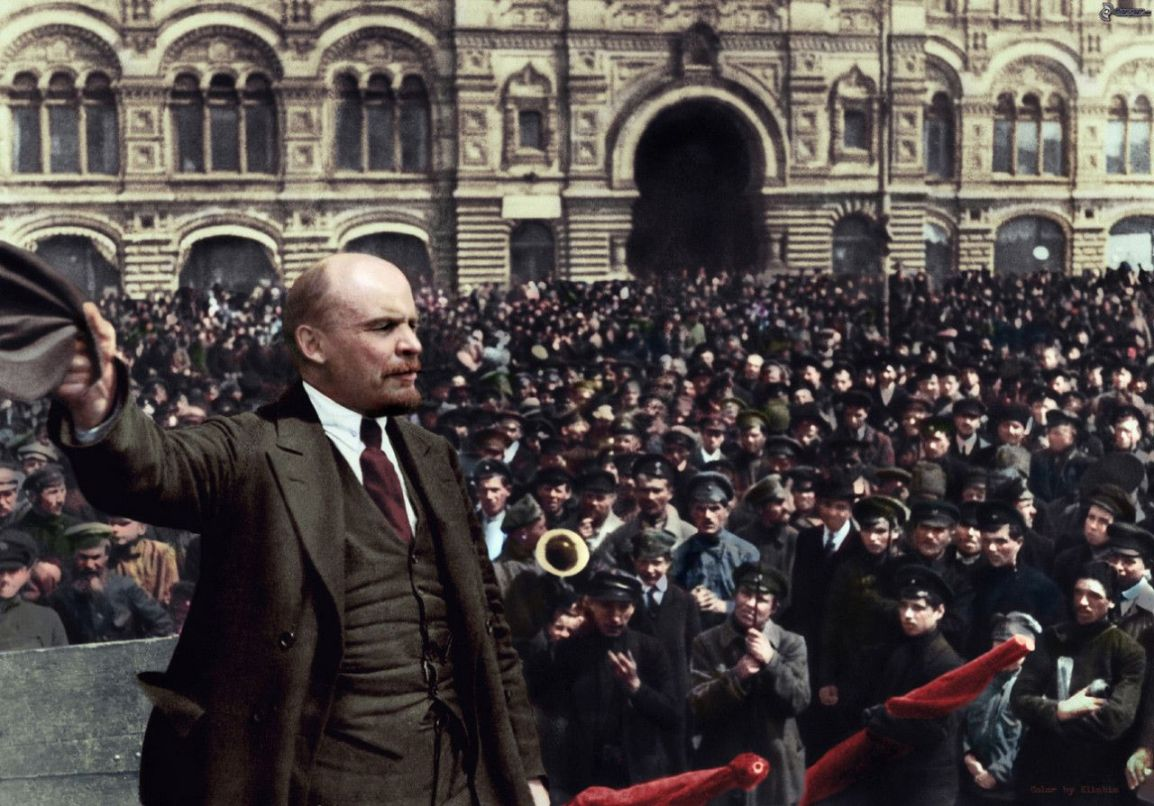 Vladimir Lenin - RUSIA