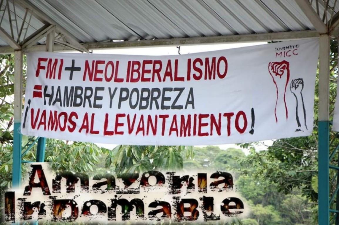 Selva, rock e insurgenciaamazónica