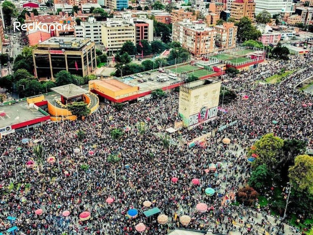 Colombia: La dignidad y lasmentiras